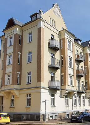 Mehrfamilienhaus in Plauen