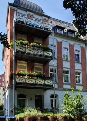 Stadthaus in Plauen